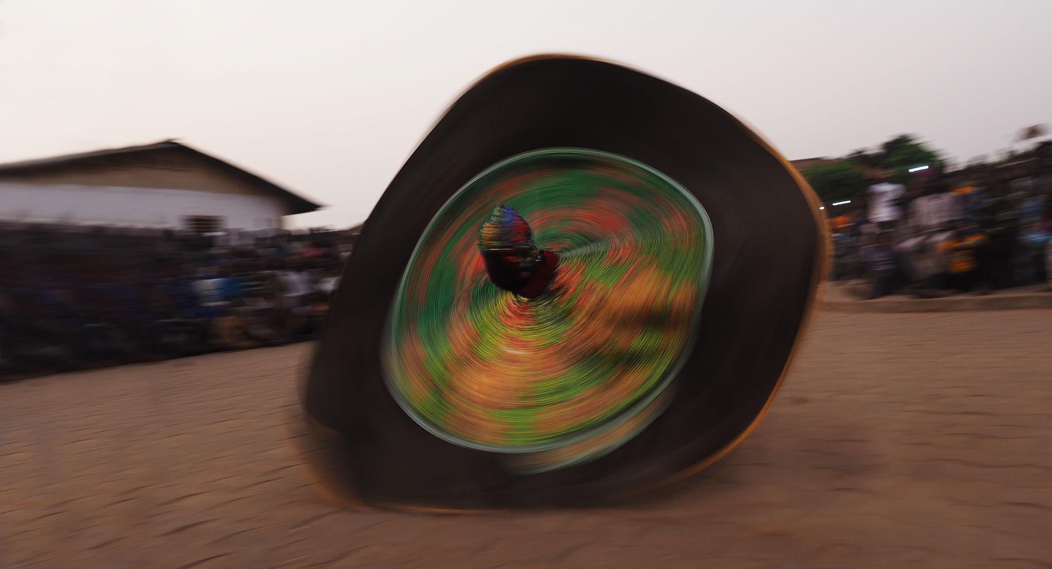 Tanz der Geister, Voodoo Festival Benin 2018