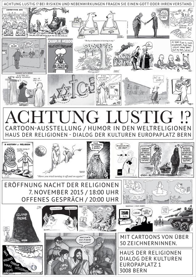 Flyer_CartoonAusstellung